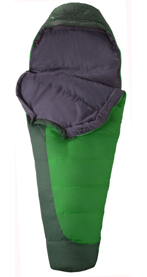 Marmot Trestles 30 Sleeping Bag X-Wide Dark Grass/Greener Pastures